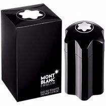Perfume Mont Blanc Emblem Caballero 100ml