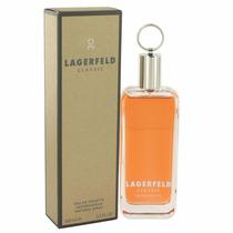 Perfume Lagerfeld Classic 125ml Caballero Tienda Física