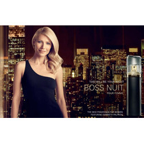 Perfume Hugo Boss Nuit Pour Femme 75ml Envio Gratis X Serex