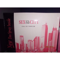 Set Perfume Sex In The City Pink