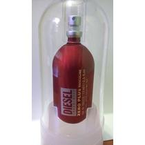 Perfume Caballero Diesel Zero Plus Masculine 75ml Original