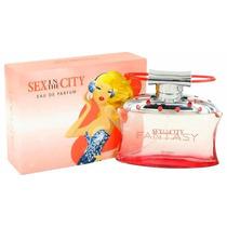 Sex In The City 100ml Dama Perfume Original Oferta