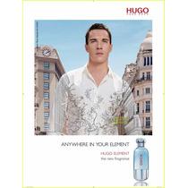 Perfume Hugo Boss Element 4 Him 90ml Envio Gratis Por Serex
