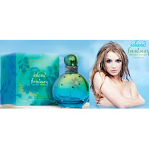 Perfume Britney Spears Island Fantasy 100ml Envio Gratis