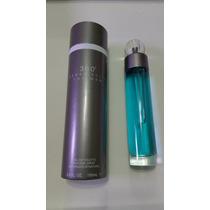 Perfume Para Caballero 360 Clasic Perry Ellys 100ml Original