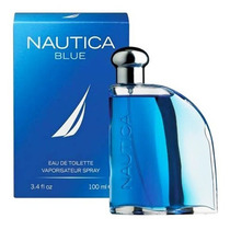 Nautica Blue 100ml Caballero 100% Original