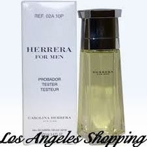 Perfumes Carolina Herrera Originales Tester 100ml