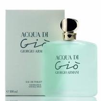 Perfumes Armani Acqua Di Gio Mujer 100 Ml