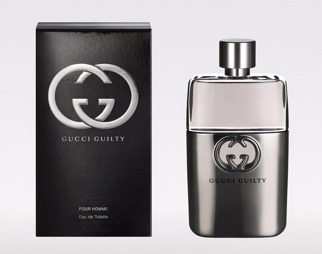 perfumes gucci guilty caballero 90 ml. Cargando zoom. d29698ec71b