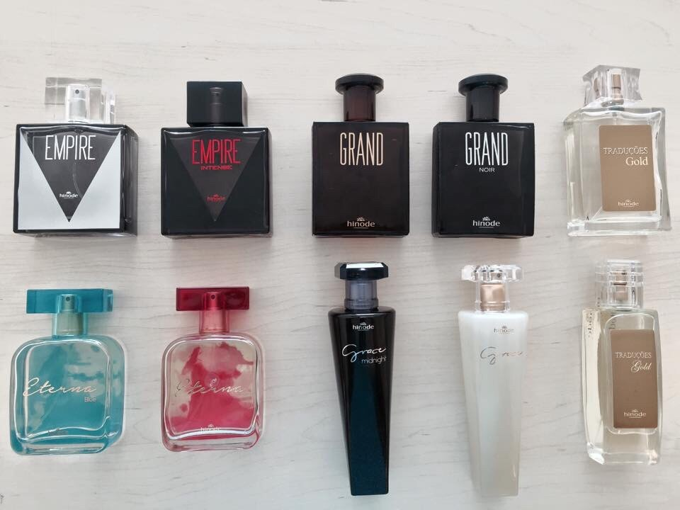 Resultado de imagem para perfume de qualidade hinode