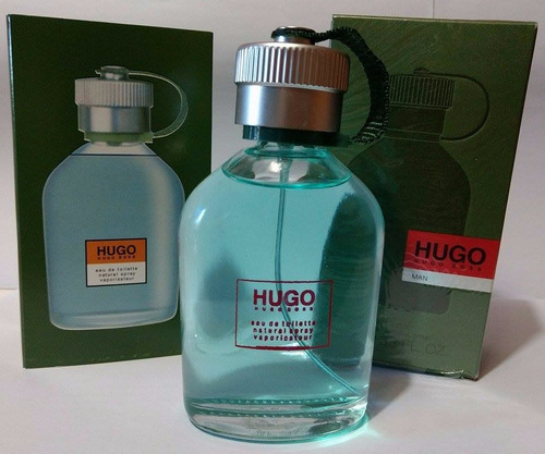 perfumes hugo 100ml hugo boss importado sellado