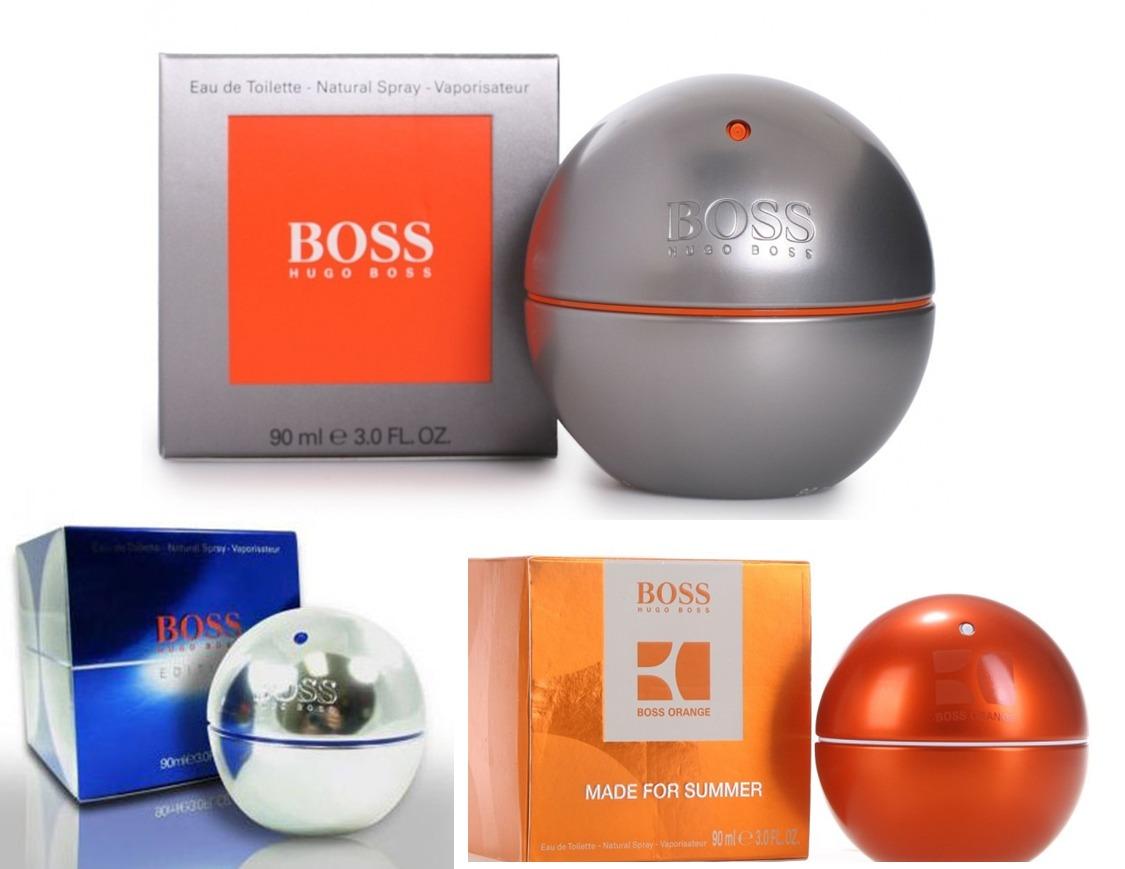 perfume hugo boss naranja