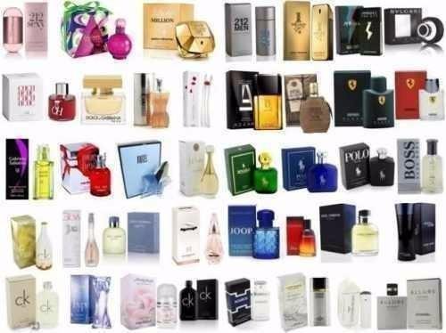 perfumes importados 100 ml