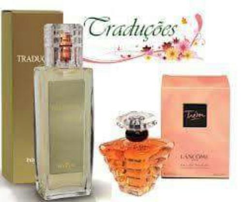 perfumes importados 23% de concentração de essência!
