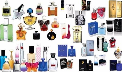 perfumes importados masculinos e femininos 100 ml