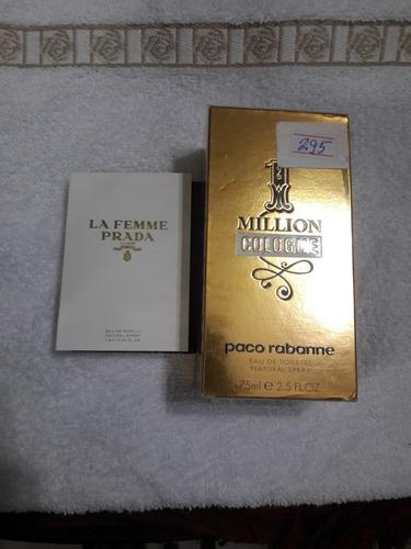 perfumes impotado mas uma amostra grátis.