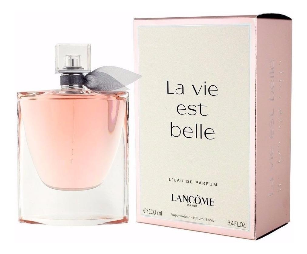Vida Es Bella Mujer La Lancome 100ml Perfumes 100Original 5jq3RL4A