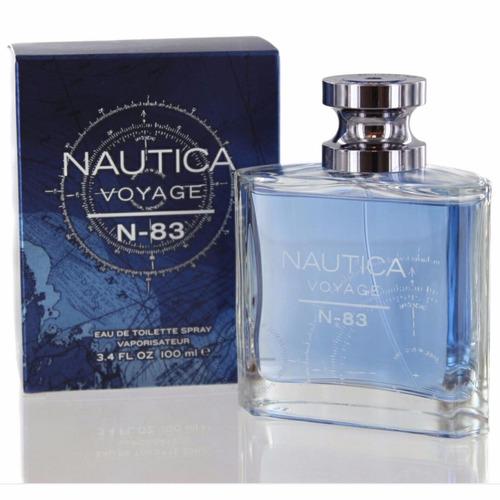perfumes nautica voyage original