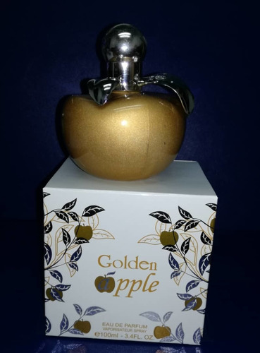 perfumes originales apple 3.4 oz dama