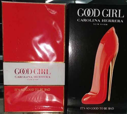 perfumes originales para dama good girl de carolina herrera