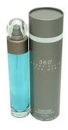 perfumes originales perry ellis 360 cab 100 ml
