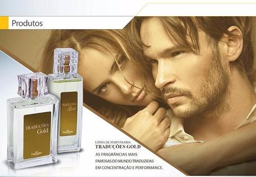 perfumes traduções gold