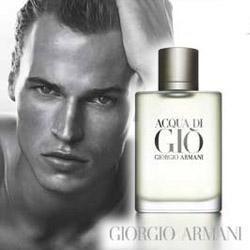 perfumes y/o lociones acqua di gio de 200 m.l. giorgio arman