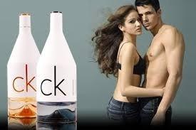 perfumes y/o lociones ck in2u de 150 m.l. de calvin klein
