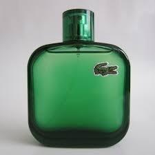 perfumes y/o lociones lacoste vert de 100m.l.