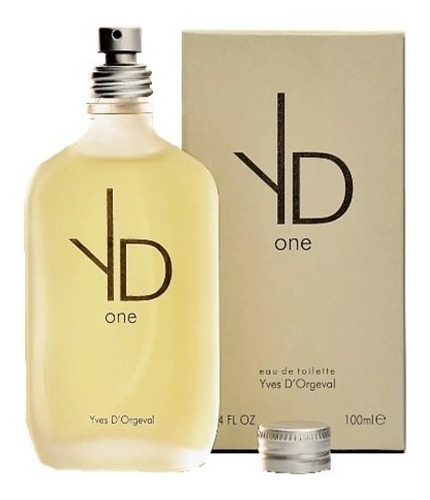 perfumes yves d orgeval - ck one  6 cuotas s/interes!
