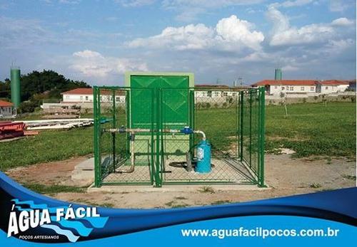 perfuração de poço artesiano | água fácil poços artesianos