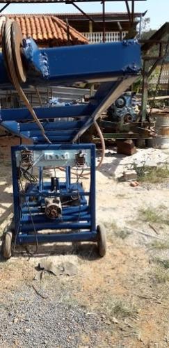 perfuração de poços semi artesiano