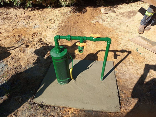 perfurações poços artesianos e manutenções em geral.