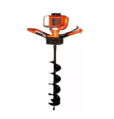 perfurador de solo 2,04hp 48cc novo - mais barato do brasil