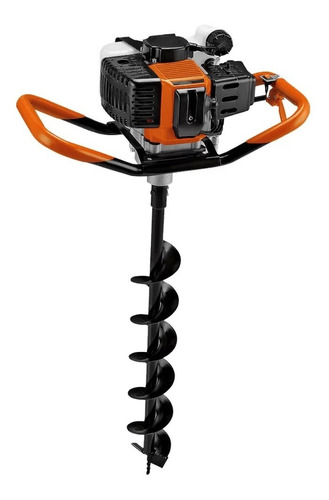 perfurador de solo com broca 80x30cm 52cc psh 520 terra