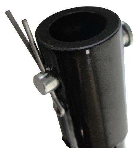 perfurador solo kawashima 52cc c/broca 30x80cm 2 extensor 80
