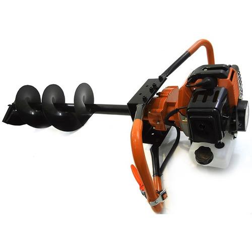 perfurador solo perfuratriz 52cc gasolina mp52 + broca 80x20