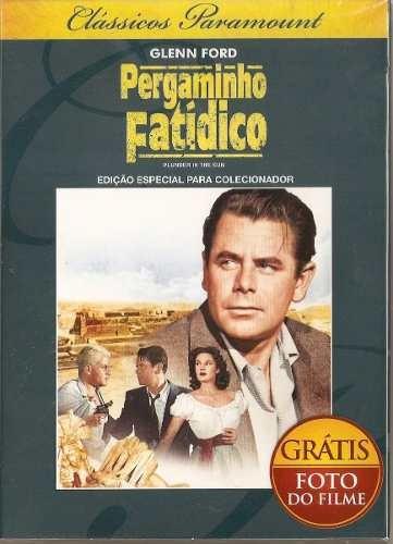 pergaminho fatidico (glenn ford) dvd