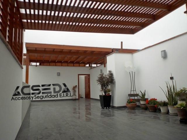 Pergola de madera para terraza y casa de playa s 150 00 for Terrazas de madera para casas
