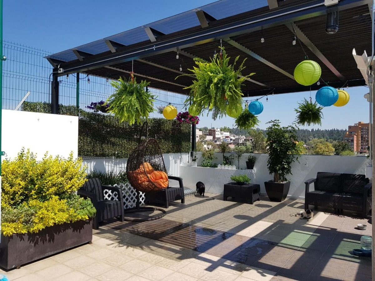 P rgolas de madera acero y cristal para jard n y terraza - Pergolas para terraza ...