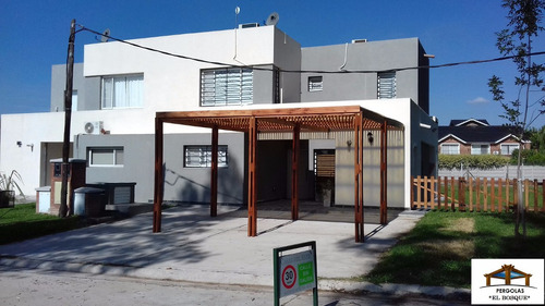 pergolas de madera con colocacion- cerramientos- garajes