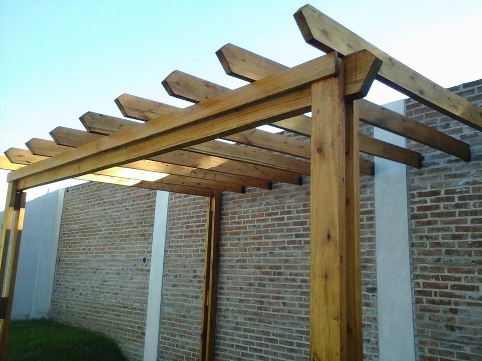 Techos de maderas techos de maderas techos de maderas - Techos para pergolas de madera ...