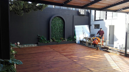 pergolas, deck, techos