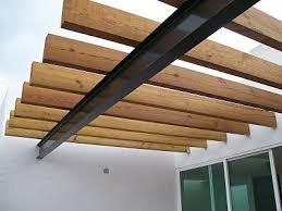 pérgolas decks portones rejas techos
