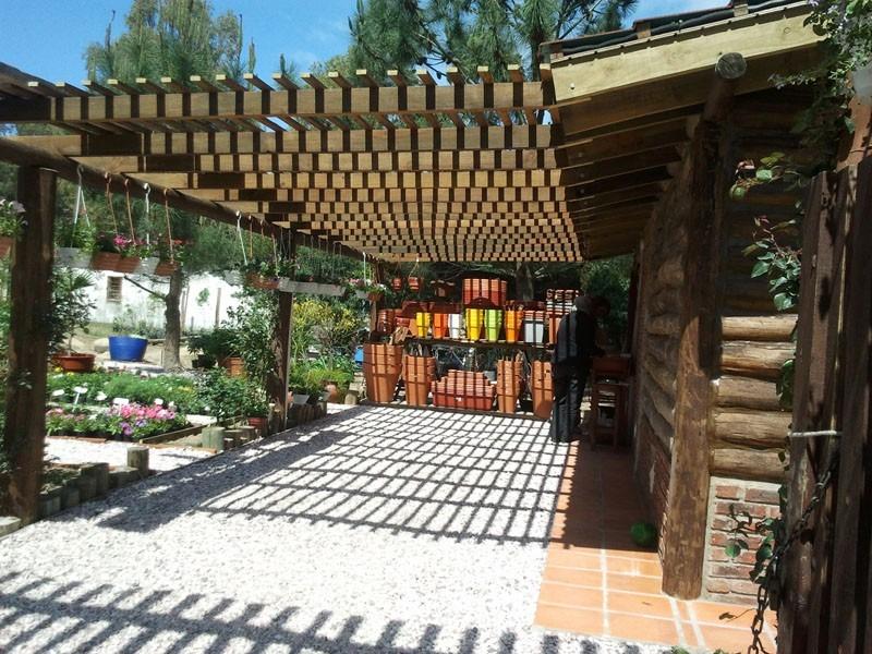 Pergolas techos barbacoas aleros parrilleros garages for Materiales para cubrir pergolas