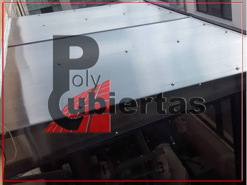 pergolas y cubiertas de policarbonato