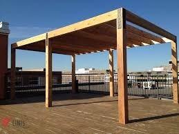 pergolas y decks-construidos a medida en todo tipo de madera