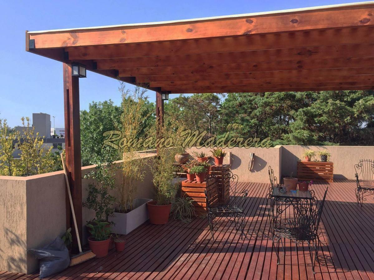 deck y pergolas de madera