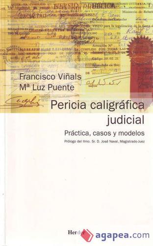 pericia caligráfica judicial(libro psicología general)