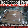 Pasta Silicona Termica Procesadores Dual Core Piv Amd Intel